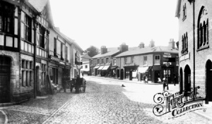 Lymm, from the Frith Archive