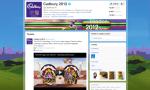 Cadbury Twitter page