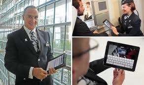 BA staff get iPads for better customer service